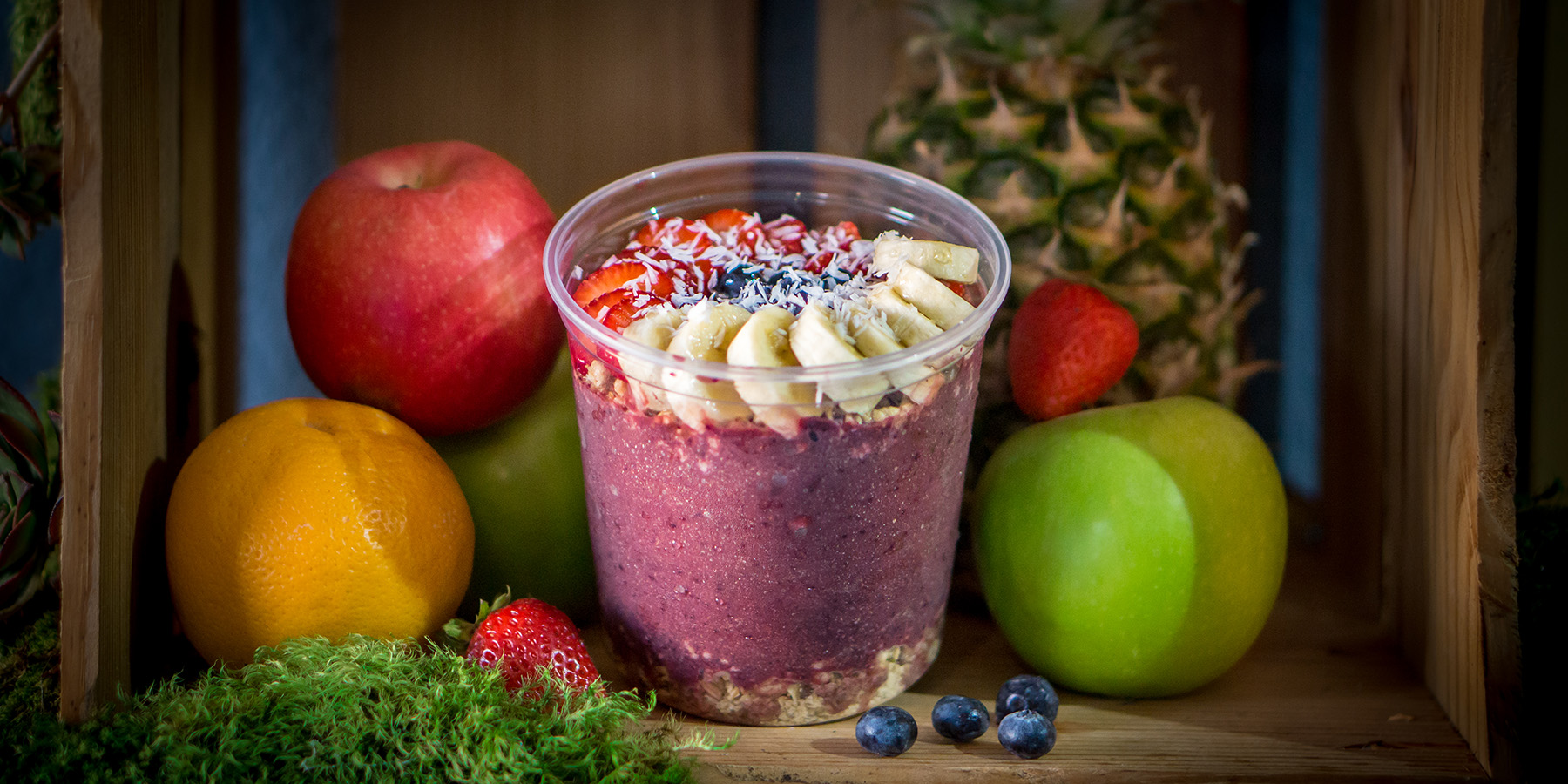 The Simply O Acai Bowl